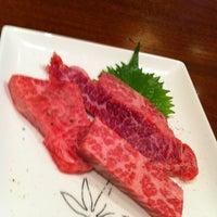 7/14/2012にKazutaka S.がびーふてい 中目黒店で撮った写真
