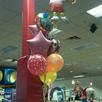 Photo taken at Chuck E. Cheese's by Janell W. on 3/25/2012