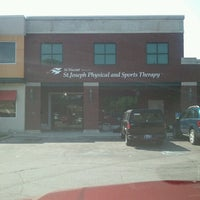 Photo taken at St Joseph's Physical & Sports Therapy by Terri A. on 8/30/2012