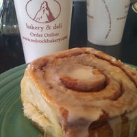 Photo taken at Red Rock Bakery & Deli by Ethan V. on 4/19/2012