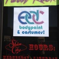 Photo taken at Skin City Body Painting by Skin City Body Painting on 5/11/2012