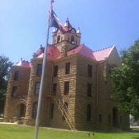 Photo taken at McCulloch County Courthouse by Mike C. on 7/17/2012