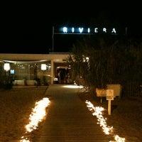 Photo taken at Riviera Mare Ristorante by Donatella F. on 8/22/2012