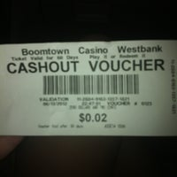 Photo taken at Boomtown Casino by Lindsay M. on 6/14/2012