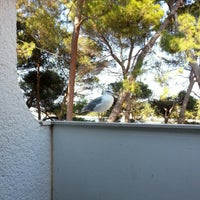 Photo taken at Laguna Galijot Apartments Porec by Юрий Е. on 9/9/2012