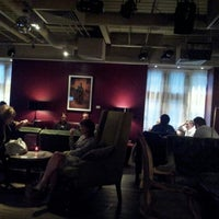 Photo taken at The Hospital Club by Richard B. on 7/19/2012