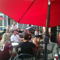 Photo taken at Home Team Grill by Wes W. on 8/30/2012