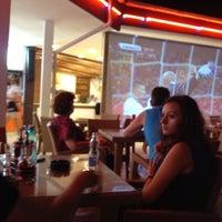 Photo taken at La Pizza by Olaru S. on 8/2/2012