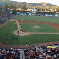 Photo taken at Lake Elsinore Diamond by Jason H. on 6/24/2012