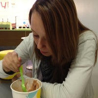Photo taken at TCBY by Heather W. on 3/31/2012