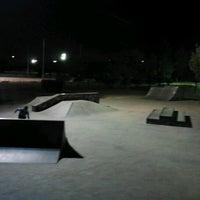 Photo taken at Parque de las Albercas by Francisco José S. on 8/29/2012