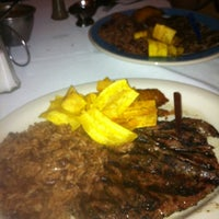 Photo taken at Los Ranchos Steakhouse by Jed C. on 2/16/2012