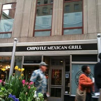 Photo taken at Chipotle Mexican Grill by poeticgenius on 4/14/2012