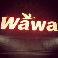Photo taken at Wawa by Ann Y. on 4/1/2012