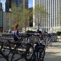 Photo taken at Bike and Roll Chicago by Josh H. on 3/20/2012