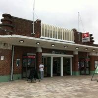 Photo taken at Horsham Railway Station (HRH) by Stephen B. on 9/1/2012