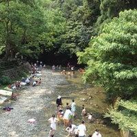 Photo taken at 猪野川 by ShizuCafe on 8/18/2012
