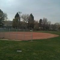 Photo taken at Idlewild Park by Justin B. on 4/10/2012