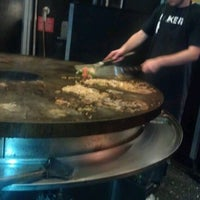 Photo taken at HuHot Mongolian Grill by Tyler B. on 8/12/2012