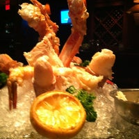 Photo taken at Fleming's Prime Steakhouse & Wine Bar by Josh P. on 9/7/2012