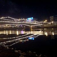 Photo taken at Nakhonping Bridge by Panitta R. on 11/11/2011