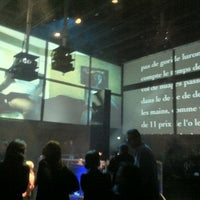 Photo taken at La Gaîté Lyrique by Stephane M. on 10/8/2011