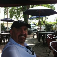 Photo taken at Bons Cafe by gary a. on 9/4/2011