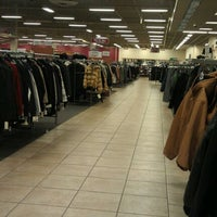 Photo taken at Burlington Coat Factory by Erika R. on 1/16/2012