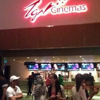 Photo taken at TGV Cinemas by Jeremy T. on 10/15/2011
