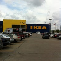 Photo taken at IKEA Houston by Brenda J. on 3/18/2012
