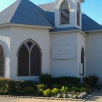 Photo taken at Rockwall Presbyterian Church by Kevin M. on 4/22/2012