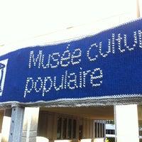 Photo taken at Musée Québécois de culture populaire by Denis R. on 8/19/2011