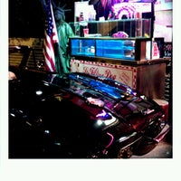 Photo taken at Le Fil Rouge Café by Stephanie B. on 6/23/2012