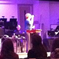 Photo taken at Carmel Baptist Church by Forrest G. on 2/5/2012