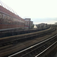 Photo taken at MTA Subway - 7 Train by John R. on 9/4/2011
