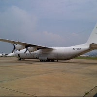 Photo taken at Apron 4, Entebbe International Airport by Seaman S. on 12/2/2011