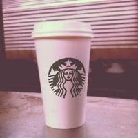 Photo taken at Starbucks by Tomas L. on 4/9/2012