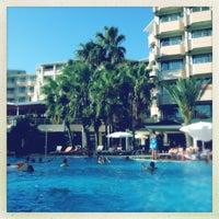 8/26/2012 tarihinde Sergey P.ziyaretçi tarafından Aventura Park Hotel'de çekilen fotoğraf