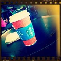 Photo taken at Starbucks by Ellie on 8/14/2011