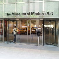 Photo taken at Museum of Modern Art (MoMA) by asian on 5/10/2012