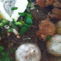 Photo taken at Yakyai Noodle by kik m. on 8/1/2011