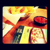 Photo taken at On the Border by Shaleefa J. on 1/28/2012