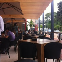 Photo taken at Unique Bar e Restaurante by Anna C. on 4/29/2012