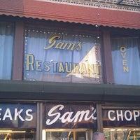 Photo taken at Sam's Italian Cuisine by Michael B. on 10/9/2011