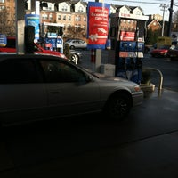 Photo taken at Exxon by Timothy M. on 3/1/2012