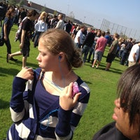 Photo taken at Citrus Valley High School by Nicholas F. on 10/20/2011