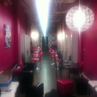 Photo taken at BLO Salon And Day Spa by Danielle K. on 9/9/2011