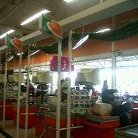 Photo taken at Bretas by Rafa R. on 1/2/2012