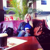 Photo taken at The Mary Shelley (Wetherspoon) by Maria T. on 7/3/2012