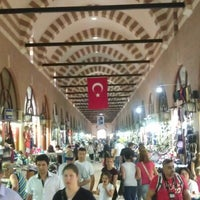 Photo taken at Alipaşa Çarşısı by Mehmet Tulga K. on 6/9/2012